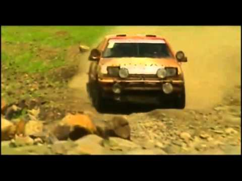 safari rally 1988.