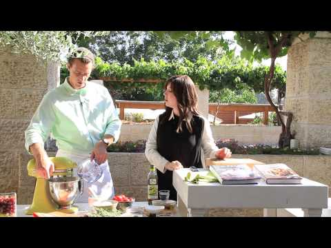 Joy of Israel Episode 6 [1/2]- City of David with Israeli Master Chef Tom Franz (video)