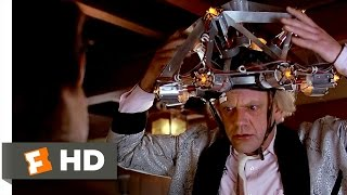 Back To The Future 5 10 Movie CLIP I M From The Future