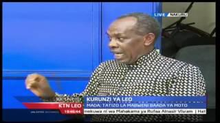 Kurunzi Ya Leo: Mabweni Kuchomwa Agosti 29 2016