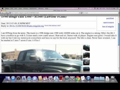 Stillwater cars trucks craigslist autos post for Craigslist oklahoma city