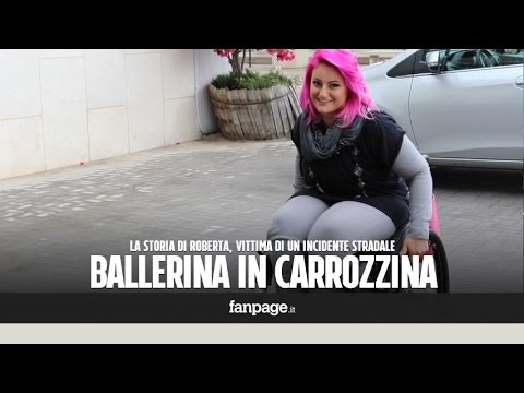 """Ballerina in carrozzina dopo un terribile incidente: """"Non rimpiango la mia vecchia vita"""""""