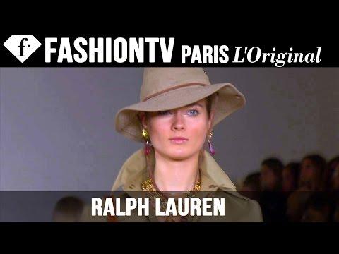 Ralph Lauren - Xuân/ Hè 2015