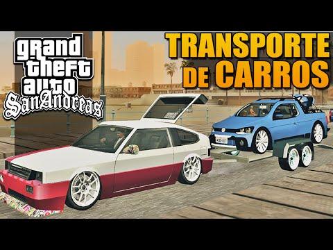 Transporte de Carros - GTA San Andreas