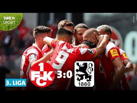 3. Liga: Klingenburg-Traumtor - FCK mit erstem Saisonsieg | SWR Sport