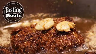 Fried Chicken with Smashed Garlic by Tasty