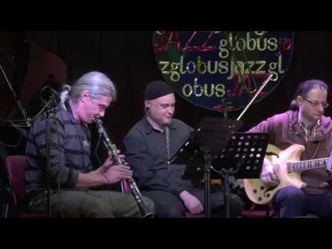 爵士樂Globus - 耶路撒冷節日 - 2017(LIVE)!