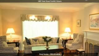 1887 Haist Street, Fonthill, Ontario - Virtual Tour