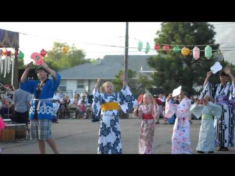 Dance Performances Ogden Obon Festival 2010 Part 2