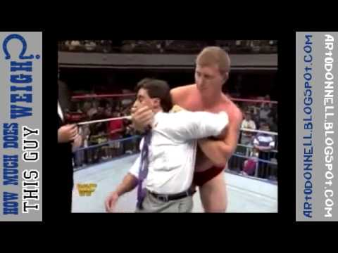 Bob Backlund's Fun Facts