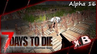 Zombie Base Defense! :: 7 Days to Die | Alpha 16 :: E36