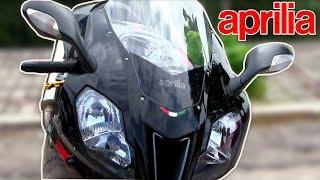 4. APRILIA RSV 1000 R (2005) || TROPPO SCOMODA!!! 😓