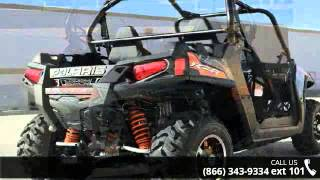 4. 2016 Polaris RZR 570 EPS Trail Black Pearl  - RideNow Pow...
