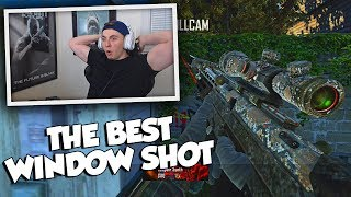 "This dude hit the best window shot I've ever seen omg that was insane... Leave a like for more bo2 trickshotting videos!Previous Video: https://youtu.be/eKxsutLy404Subscribe: http://bit.ly/16JaOpTApparel: https://electronicgamersleague.com/collections/tenser► FOLLOW ALL MY SOCIAL MEDIATwitter: http://www.twitter.com/TenserInstagram: http://www.instagram.com/TenserTwitch: http://www.twitch.tv/TenserSnapchat: byTenser10% Gamma Labs Discount Code ""TENSER""http://www.gfuel.comDON'T FORGET TO LEAVE A LIKE IF YOU ENJOYED!"