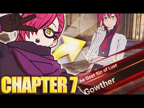 REALLY DIFFICULT?! CHAPTER 7 GOWTHER BOSS!! | Seven Deadly Sins: Grand Cross