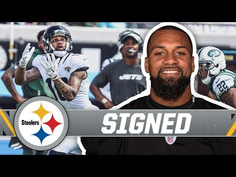 WR Donte Moncrief Signed to 2-Year Deal | Pittsburgh Steelers