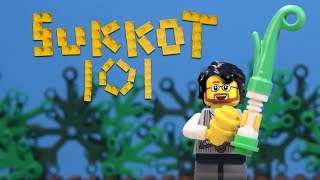 The LEGO Sukkot Movie