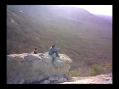 Pedra do Encantado - São João do Tigre