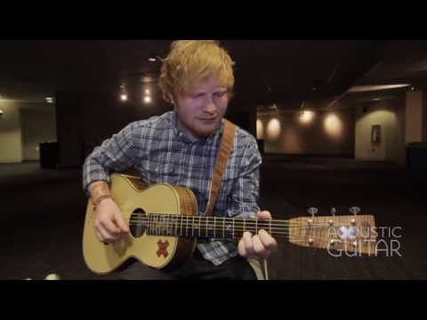 Acoustic Guitar Sessions: Ed Sheeran