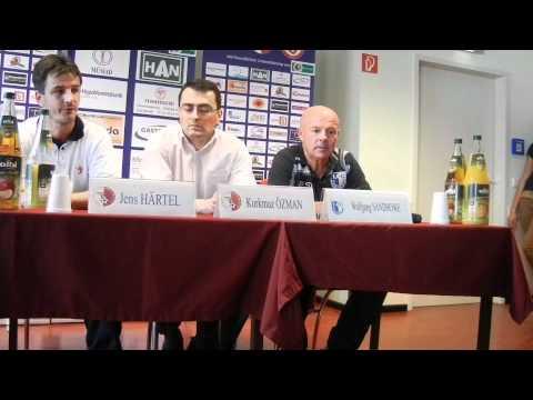 Video: Pressekonferenz - Berliner AK 07 - 1. FC Magdeburg 4:2 (0:0)