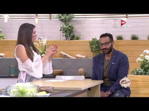 أحمد فهمي: منة حسين فهمي جعلتني أرفض أكل البط
