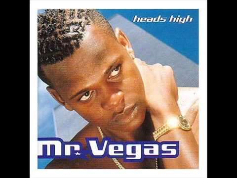 Mr Vegas-Heads High (classic)
