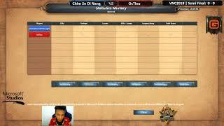 VNC2018 | 1v1 Online | Semi Final | Online Qualifier | Ngày: 17-06-2018. BLV: Hải MariO + Kami