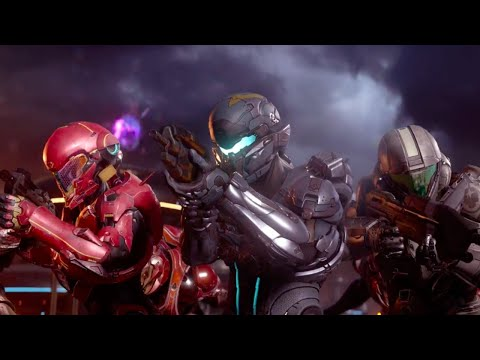 Halo 5: Guardians Official Xbox One X Enhanced Trailer