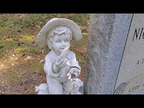 Graveyard Walk-Through Part I (9-10-2019)