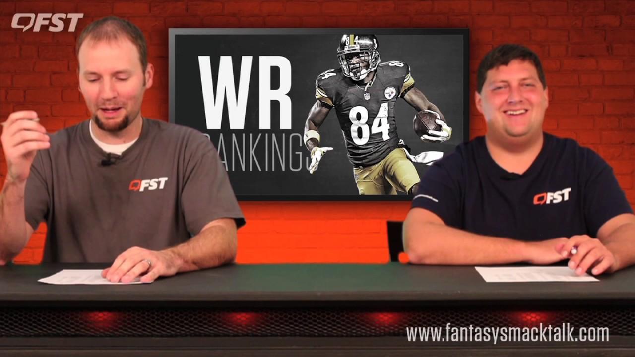 Fantasy Football Week 13 Player Rankings thumbnail