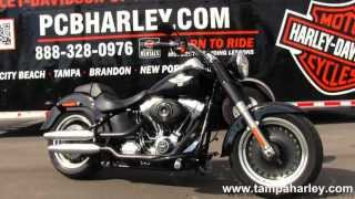 8. Used 2012 HarleyDavidson FatBoy Lo FLSTFB for sale Motorcycle