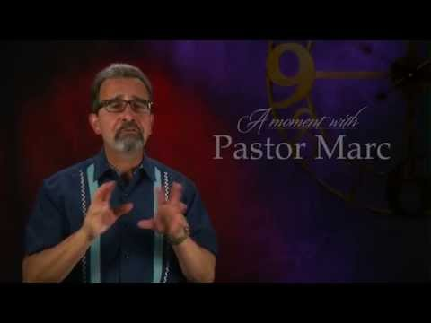 "A Moment with Pastor Marc #6<br /><strong>""God Still Loves You!""</strong>"
