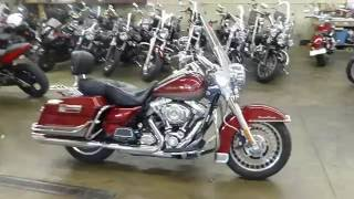 4. 2009 Harley Davidson Road King description