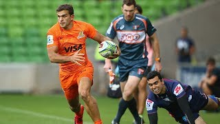 Rebels v Jaguares Rd.9 2018 Super Rugby video highlights