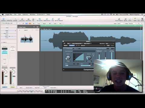 Logic Pro 9 Tutorial – Vocal Editing