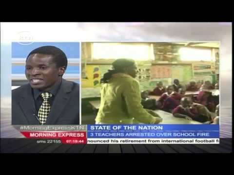 Morning Express 30th June 2016 - State of the Nation: Unrest in Schools