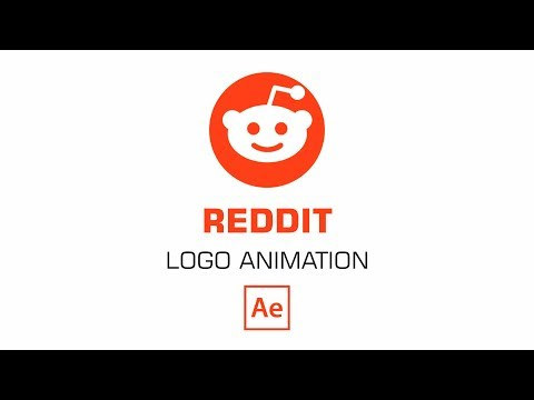 Reddit Logo Animation After Effects Tutorial