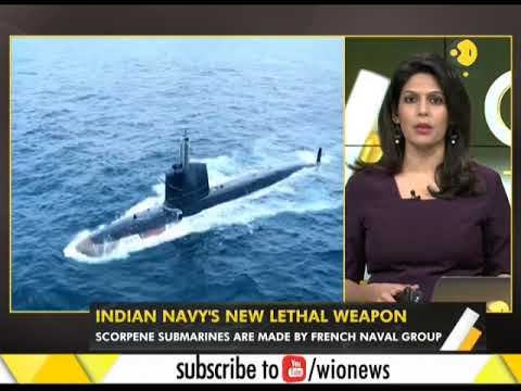 WION Gravitas: Indian Navy's new lethal weapon