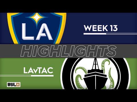 LA Galaxy 2 - Tacoma Defiance 2:2. Видеообзор матча 30.05.2019. Видео голов и опасных моментов игры