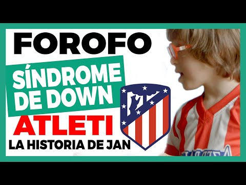 Watch video Jan es forofo del Atlético de Madrid