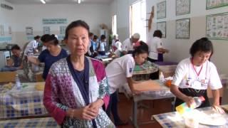 ФЕЦА Казахстан/ЕРСАЙ Развитие предпринимательского потенциала среди жителей п Курык