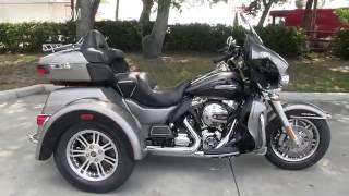 9. 2016 Harley Davidson Trike Triglide Ultra