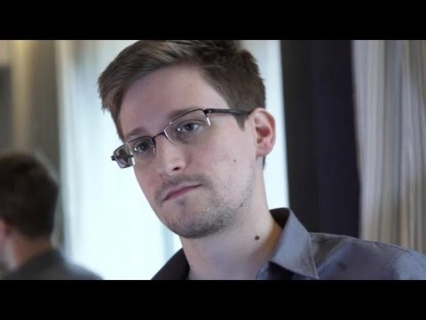 LiberalViewer Sunday Clip Round-Up 9: NSA spying edition - Edward Snowden, Glenn Greenwald & MORE