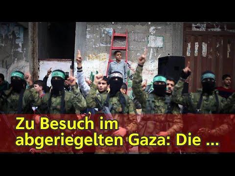 Zu Besuch im abgeriegelten Gaza: Die Hoffnung schwindet, der Dschihad lockt - n-tv.de