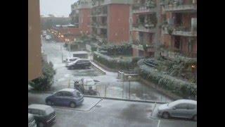 Download Lagu Neve a Roma (snow in Rome) - 17/12/2010 - Dec 17th 2010 Mp3