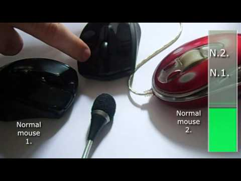 Normal vs. Silent Mouse