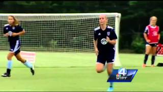 VIDEO: Upstate Soldier dad surprises daughter at soccer game
