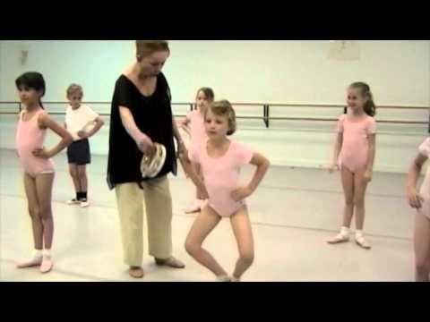 Slavin Nadal School of Ballet:  Beginning Ballet Class