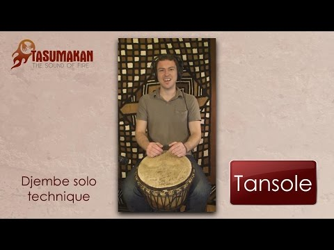 How to play djembe: Learn African drumming with Tasumakan djembe lessons