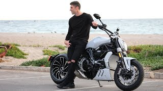 9. Buying a Brand New 2019 Ducati Xdiavel S!!!